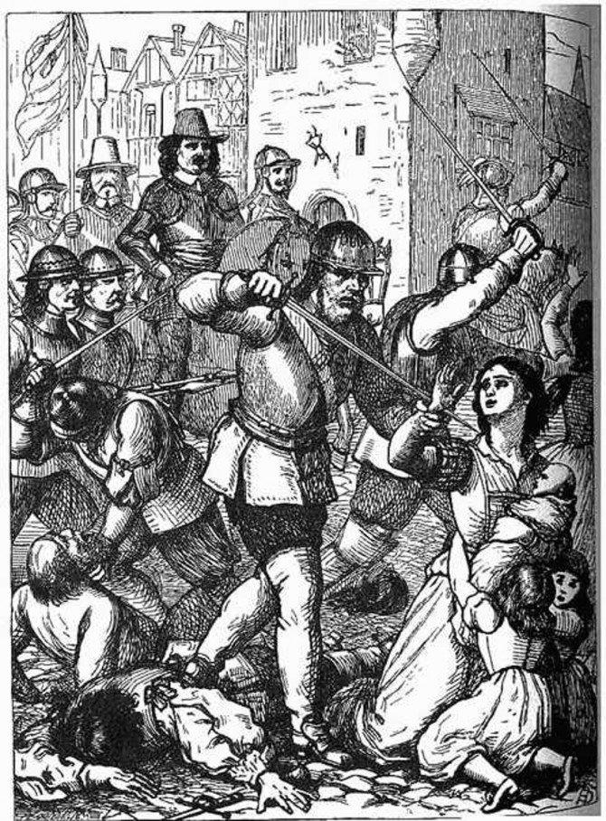 оливер кромвель история отвратительные мужики disgusting men